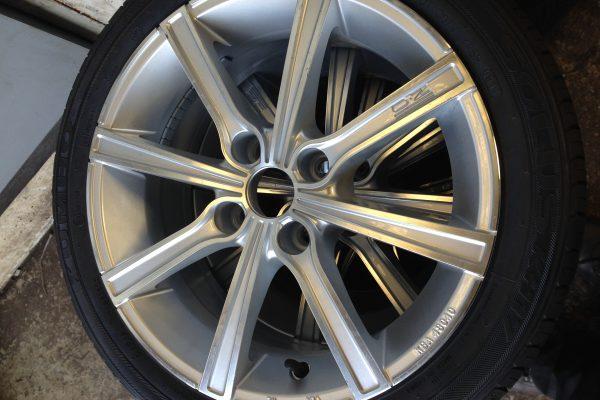 Peugeot 15 inch OZ